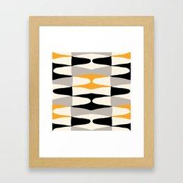 Zaha Bee Framed Art Print