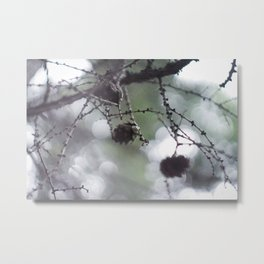 Live Forest Metal Print