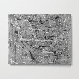 Titanium Metal Print