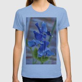 Sweet Pea Flower T-shirt