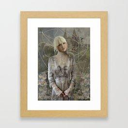 Сastles of my dreams Framed Art Print
