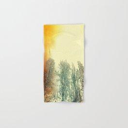 Autumn Poplars, Sunlight Dreaming About You Hand & Bath Towel