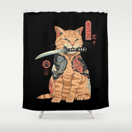 Catana Shower Curtain