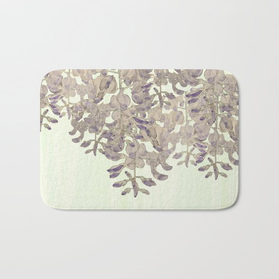 """A thing of beauty is a joy forever: Bath Mat"