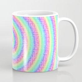 The magic of the colorful maze Coffee Mug