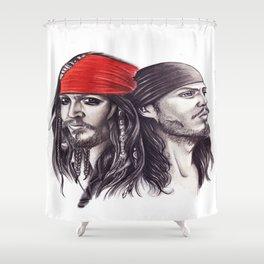 Pirates (I) Shower Curtain