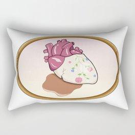 Fragile Love Rectangular Pillow