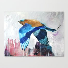 Above, Beneath Canvas Print