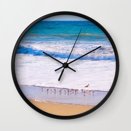 Piper Family Outing Wall Clock