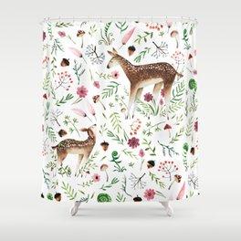 You're a Deer Shower Curtain