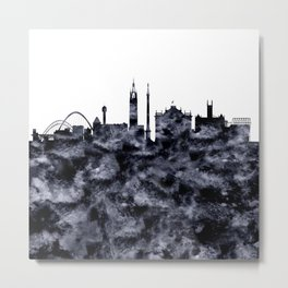 Newcastle Great Britain Metal Print