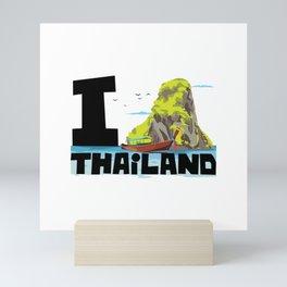 Visit Thailand Mini Art Print