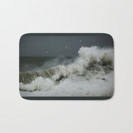 hokusai inspired Bath Mat