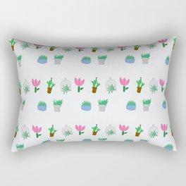 Kirsten's Air Plants Rectangular Pillow