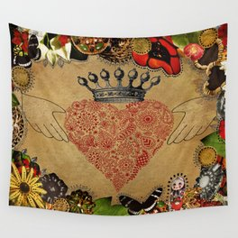 The Claddagh Wall Tapestry