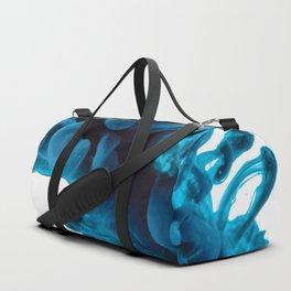 I Feel Blue Duffle Bag