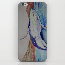 Humpback Whale 1 iPhone Skin