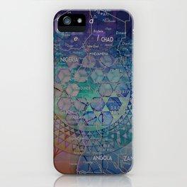 Dark Nexus iPhone Case