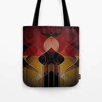 russian Tote Bags featuring Russian Royalty by David Lee