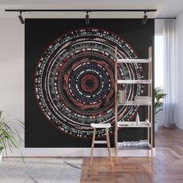 genome mosaic 2b-1 Wall Mural