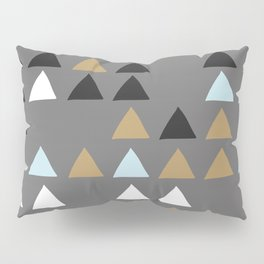 Mushroom Mountains Pillow Sham