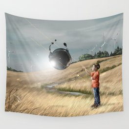 anomaly 2.4 Wall Tapestry