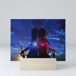 Sword Art Online Mini Art Print