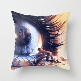 Show me love Throw Pillow