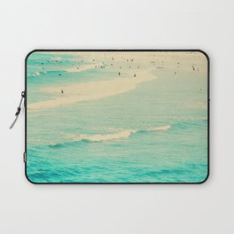 beach sunday II Laptop Sleeve