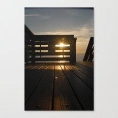 Floorboards  Canvas Print