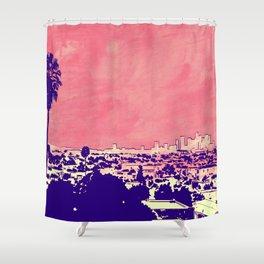 LA 001 Shower Curtain