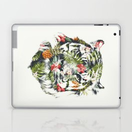Tropical tiger Laptop & iPad Skin