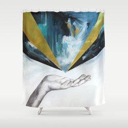 Let it Come Shower Curtain