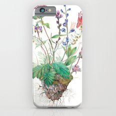 Wildflowers Slim Case iPhone 6s