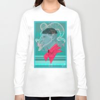 aries Long Sleeve T-shirts featuring Aries by Musya