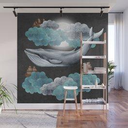 Oceanic Sky Wall Mural