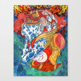 - CELEBRATION -  Canvas Print