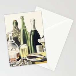 Advertisement The Best Wines Liquors Ales  Lager Beer we are selling Here by LN Rosenthal Stationery Cards