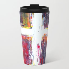 I Am Metal Travel Mug