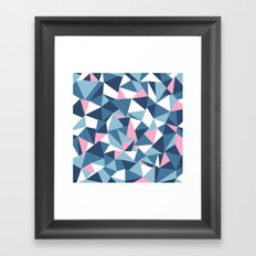 Abstraction #11 Framed Art Print