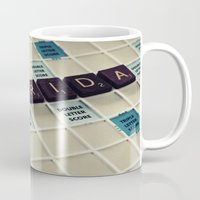florida Mugs featuring Florida by Sweet Moments Captured