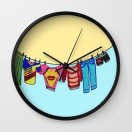 SUN DRIES BEST Wall Clock
