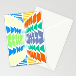 INDIAN ABSTRACT Stationery Cards