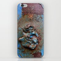 magic the gathering iPhone & iPod Skins featuring gathering by Zombling