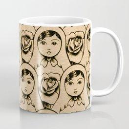 Russian doll march Coffee Mug