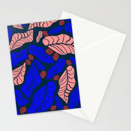 Bright bold floral designs for fashion and home Stationery Cards