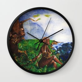 Object of Affection  Wall Clock