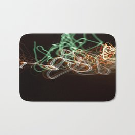 All Of the Lights Bath Mat