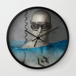 iHuman Wall Clock