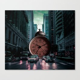 Freeze Time Canvas Print